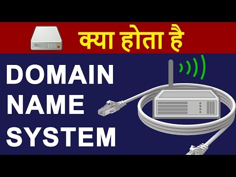 What is DNS ? | Domain Name System | Understanding Working of DNS Server in Hindi