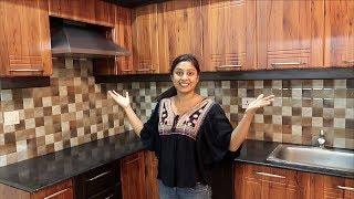 Ab Naye Tareqa Se Sajega Mera Kitchen ||  अब नए तरीक़े से सजेगा मेरा किचन