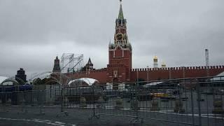 . Москва. 24 июля 2018 г. Поездка на автомобиле по городу
