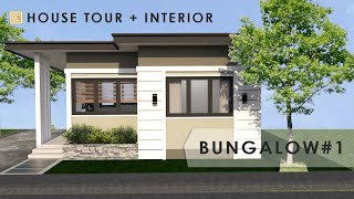 Small House Design Idea Philippines #1 | Tour + Interior