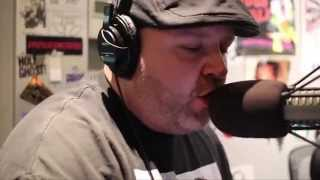 Slaine & Rite Hook | Freestyle | The Halftime Show 89.1 WNYU