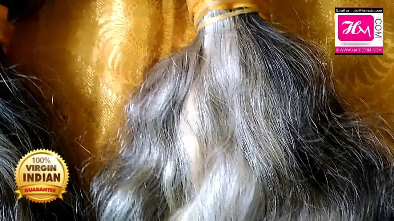 Bulk Grey Hair Extensions Human Hair In Chennai Wholesale Hair Exim