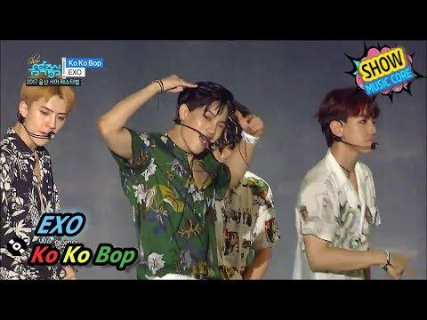 [HOT] EXO - Ko Ko Bop, 엑소 - 코코밥 Show Music core 20170729