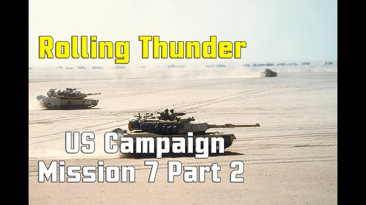 The kind of Battles i Miss   US Campaign Mission 7 Part 2   Call to Arms