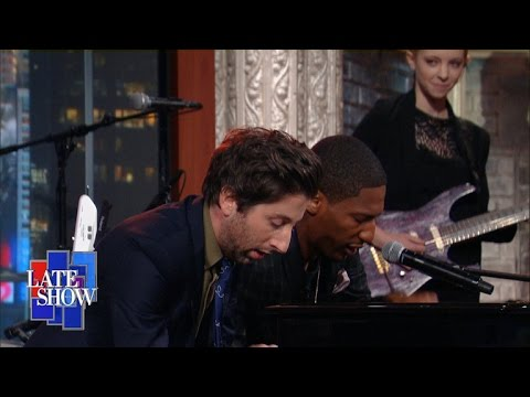 Simon Helberg vs. Jon Batiste: Mozart Piano Battle