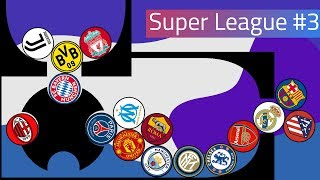 Download Video Clubballs Super League Marble Race #3 | UEFA 2019 MP3 3GP MP4