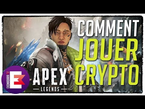 CONSEILS POUR JOUER CRYPTO ?   Apex Legends