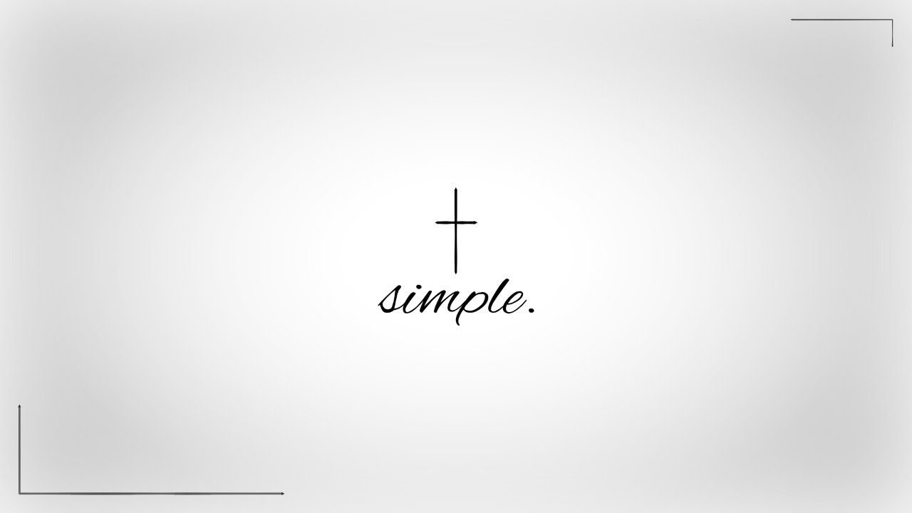 Simple. - Andy Weaver - June 21, 2020