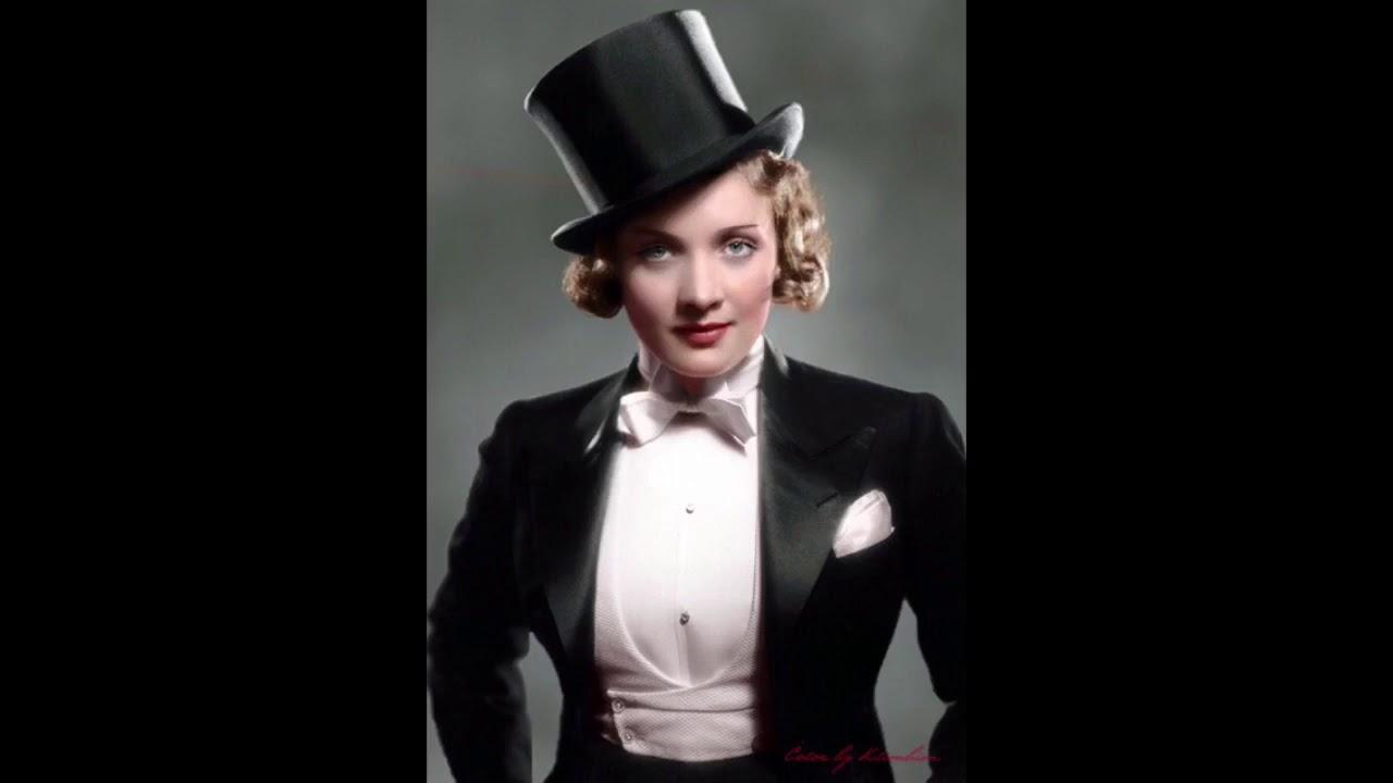 "Marlene Dietrich ~ ""London Calling"""