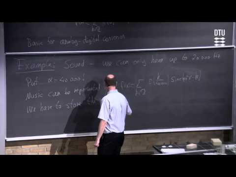 Fourier Transform And Wavelets Part 1
