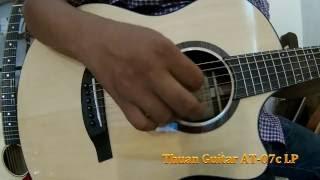 GTGuitarshop guitar review - Hieu Orion A-520c Vs Thuan Guitar AT-07c LP