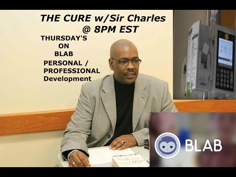 #TheCure w/Sir Charles * Is Technology Advancing too quickly?