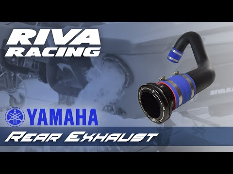 RIVA 2019+ Yamaha FX Rear Exhaust Kit