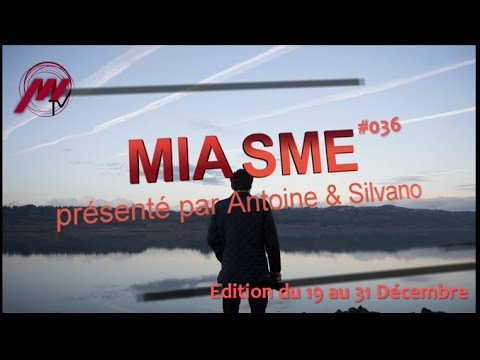 Miasme #036 avec Franck Maurin, Vincent Hazout, Didier Santiago, Elisabeth de Caligny & Teeyandee