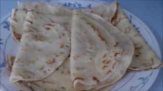 How to make Crepe recipe