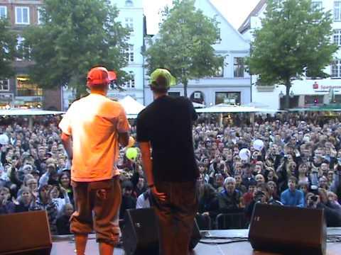 LünepostKaraoke 2010  Das ging ab!