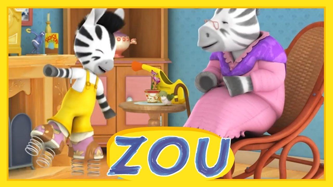 Zou Zou Inventeur Dessins Animés Pour Enfants Zou En Français