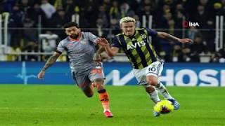 Fenerbahçe - Başakşehir : - 2-0 maçın özeti fotoğraflı I Vedat Murig