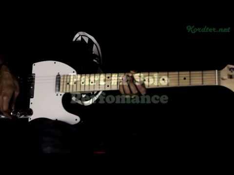 Tutorial Nano Sebatas Mimpi Gitar Lesson + TAB [Intro & Melodi]