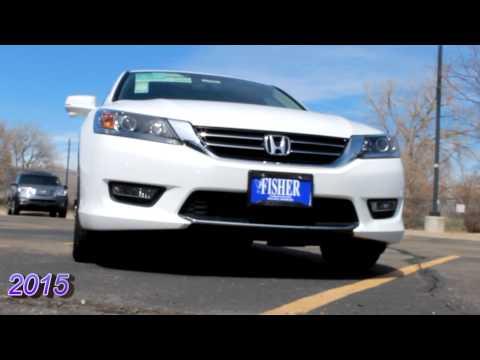 2015 Honda Accord Sedan Trim Level Overview