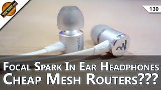 cheap Mesh Routers? Focal Spark In Ear Headphone, Latency vs. Bandwidth, Solar Photography Tips!