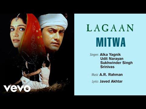 A.R. Rahman - Mitwa Best Audio Song|Lagaan|Aamir Khan|Udit Narayan|Sukhwinder