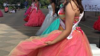 SB4 Protesters hold Quinceaneras at the Capitol