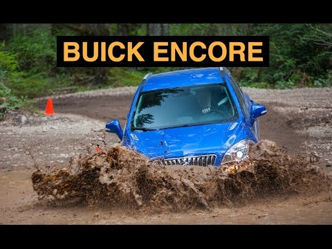 2015 Buick Encore AWD Premium - Off Road And Track Review