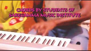 chords by students of saregamma music institute.mp4