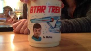 Star Trek collectible from 1975