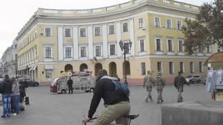 Потемкинская лестница Одесса(, 2016-04-15T15:51:58.000Z)