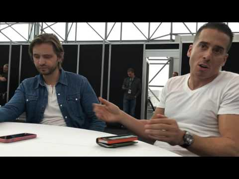 NYCC 2015: 12 Monkeys  with Aaron Stanford and Kirk Acevedo