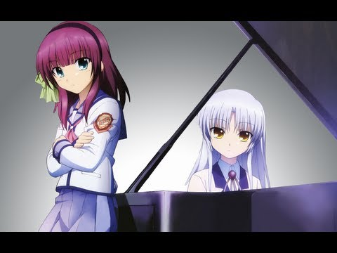 GR Anime Review: Angel Beats