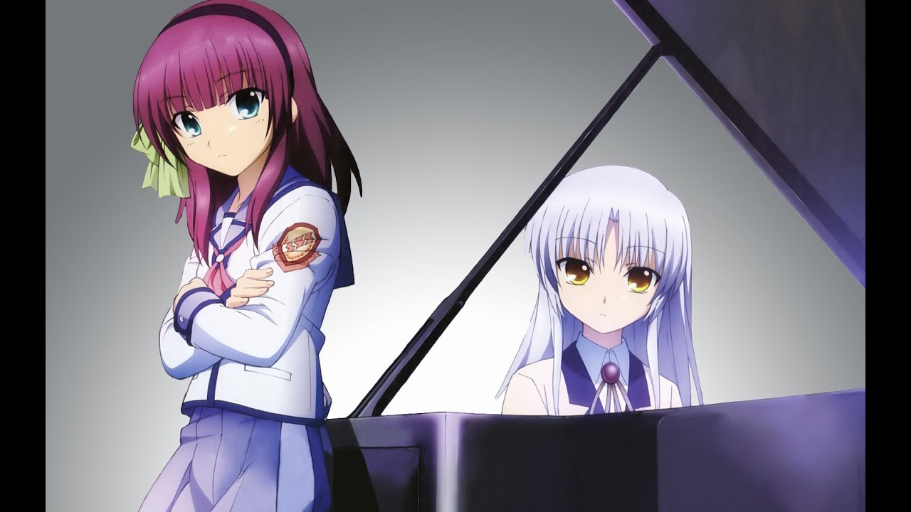 GR Anime Review Angel Beats