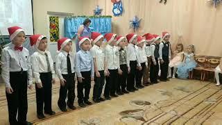 """Танец """"Музыкальный Дед Мороз"""""""