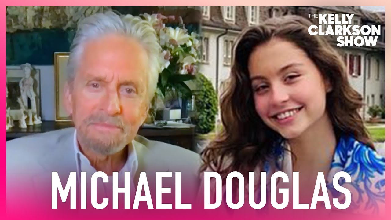 Michael Douglas Was Mistaken For His Daughter's Grandfather