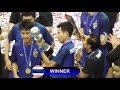 Thailand The Winner of AFF Futsal Championship 2018 [Awarding & Prize Ceremony]