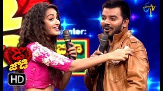 Sudheer | Bhanu | Funny Joke | Dhee Jodi | 10th October 2018 | ETV Telugu