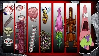 Terraria -  All boss themes collection