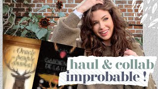 Collab Improbable, Haul & Motivation | Vlog