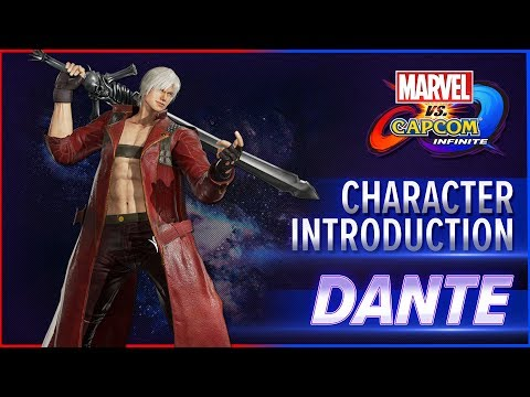 Marvel vs. Capcom: Infinite – Dante Tutorial