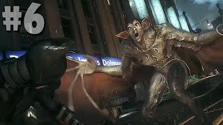 BATMAN ARKHAM KNIGHT Gameplay Walkthrough Part 6: Dr. Langstrom