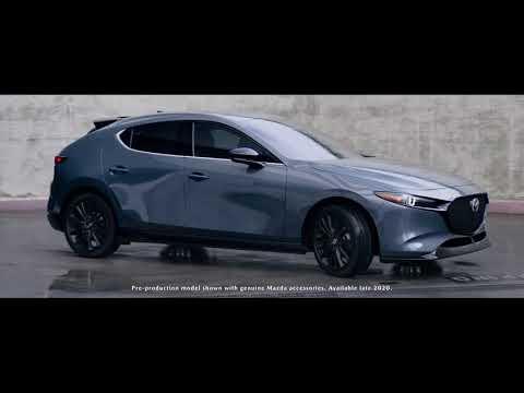 2021 Mazda3 Turbo | Mazda Canada
