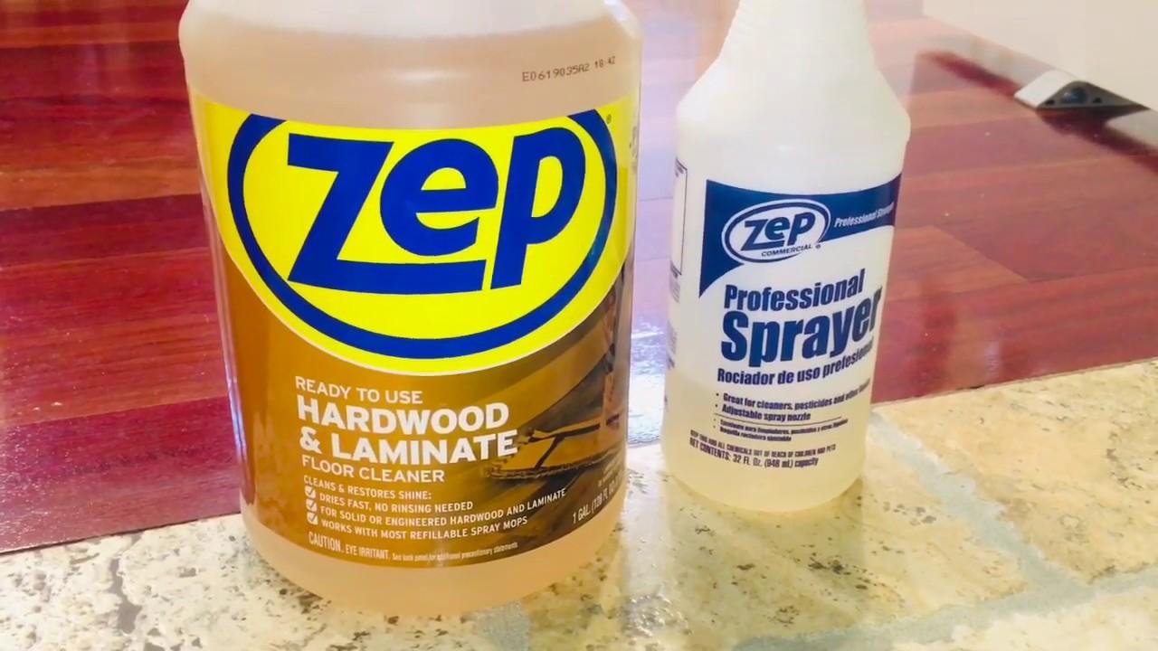 15 Best Hardwood Floor Cleaners In 2021