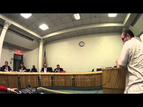 Manhattan Water Rate Hearing - 5/16/2014