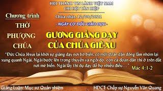 HTTL TÂN HIỆP - Chương Trình Thờ Phượng Chúa - 12/09/2021