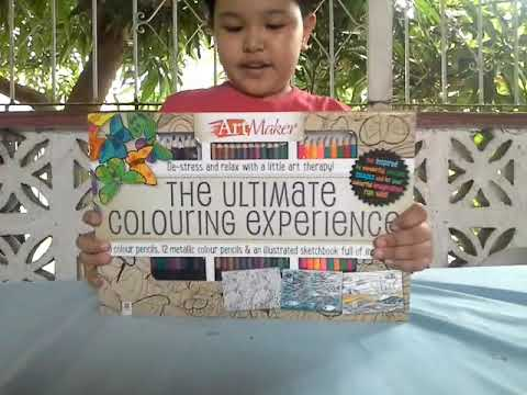 Art Maker The Ultimate Colouring Experience Part 1 Youtube