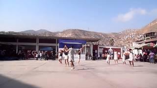 baile de UNSHA- pastoral de la cultura- parroquia