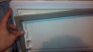 Заміна ущільнювача холодильника. намерзає лід. ремонт холодильника