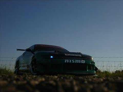 Green Peace Nissan Silvia S13 Rc Drift Youtube